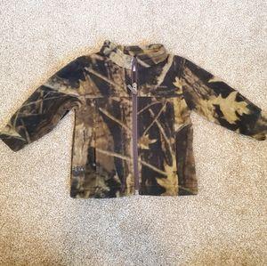 Columbia Infant Camo Fleece Jacket 6-12m